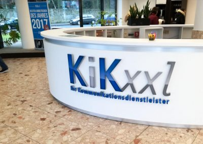 Buchstaben KiKxxl