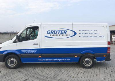 Sprinter Grueter