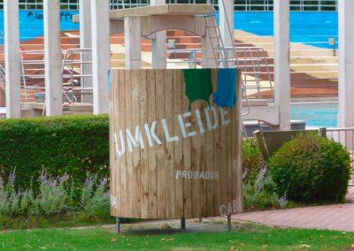 Stw Schwimmbad Umkleide